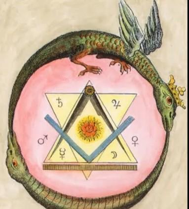 Serpent is Symbol of Jewish Satanism