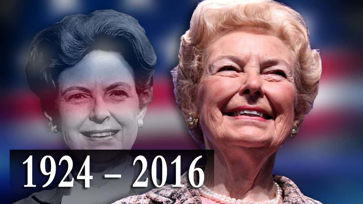 America Lost A Great Patriot
