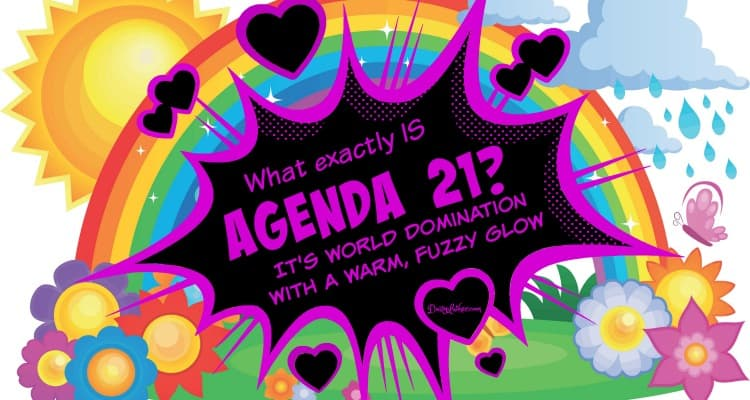What Exactly Is Agenda 21?