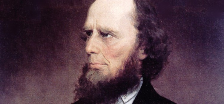 Charles Finney's Doctrine of Justification
