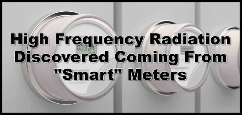 "Nerve Disrupting Frequencies Radiating from ""Smart"" Meters"