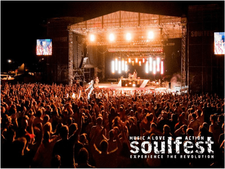 Music Festivals and the One World Church