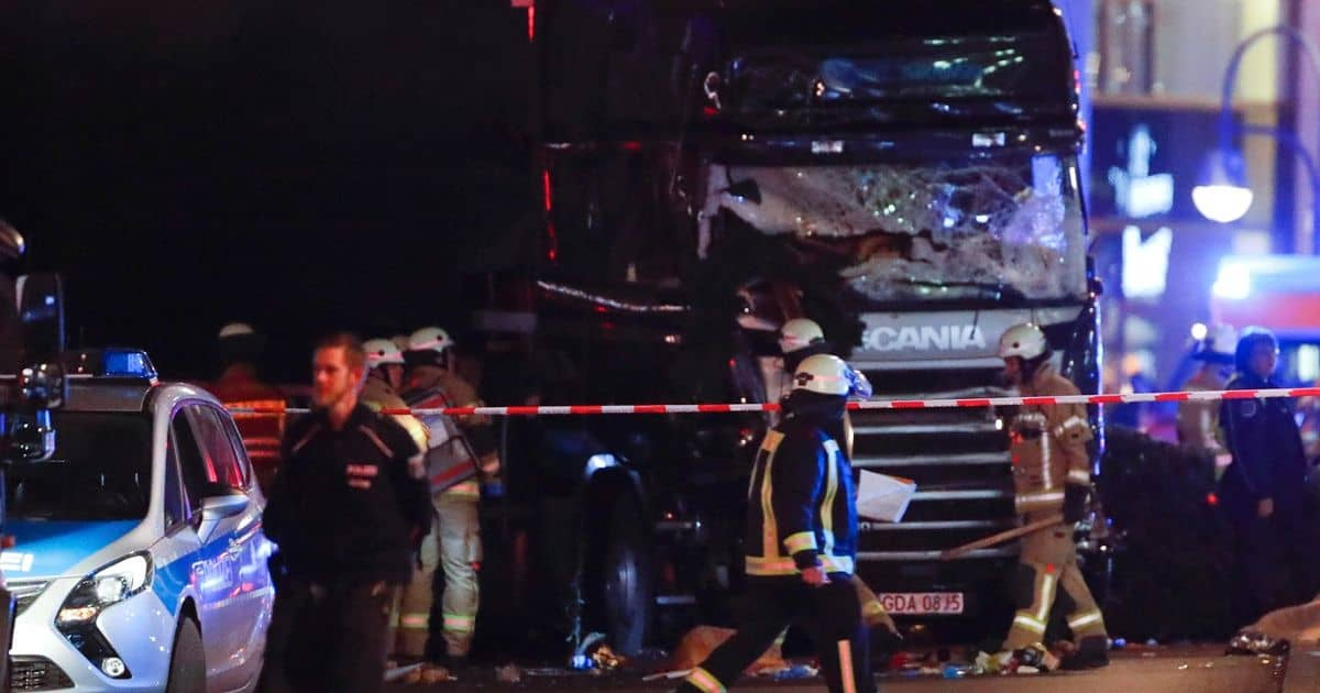 Bizarre Backstory of the Alleged Berlin Truck Attacker