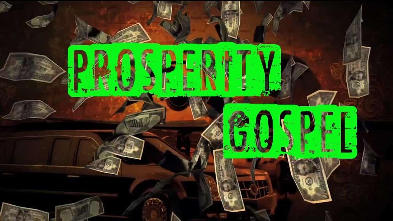 The Prosperity Gospel – Mikey Lynch
