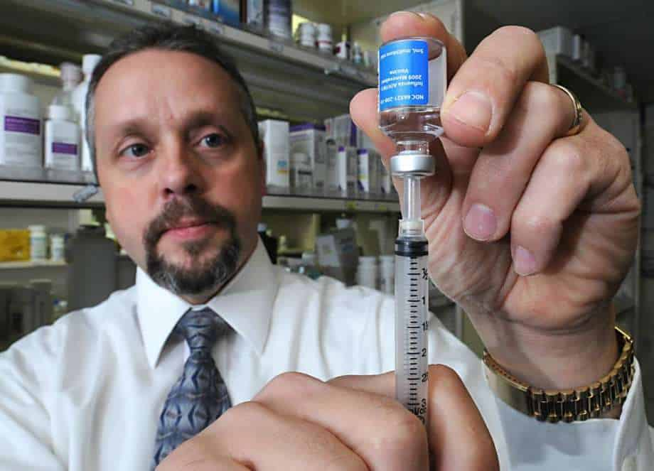 Urgent to Contact U.S. Senate Now and Demand Removal of Vaccine Sections from HR 34