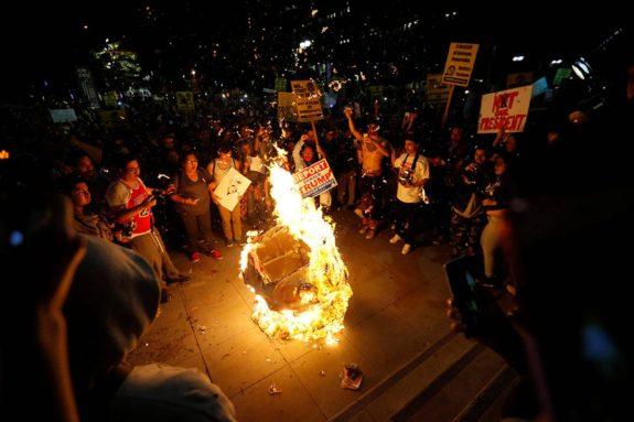"""OPERATION SOROS"": Anti-Trump False Flag Protests"