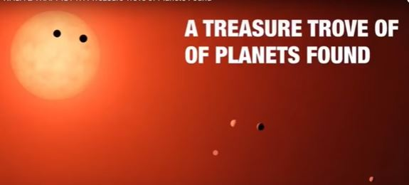 "NASA Discovers ""Earth-Like"" Planets? What Do You Believe?"