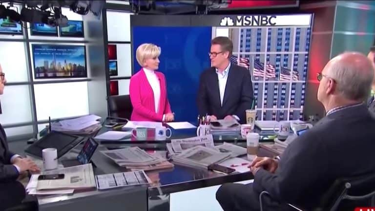 "Mika Brzezinski: It is ""Our Job"" to control ""Exactly What People Think"""