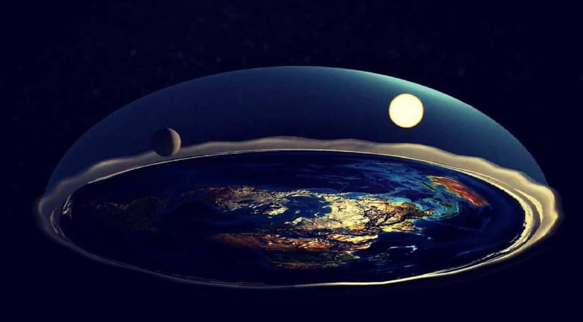 Flat Earth – Scripture & a Testimony