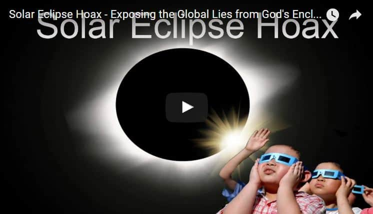 Solar Eclipse Hoax