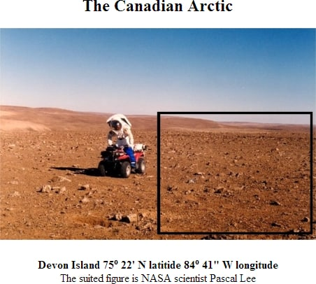 Mars is a Place on Earth | Devon Island, Canada