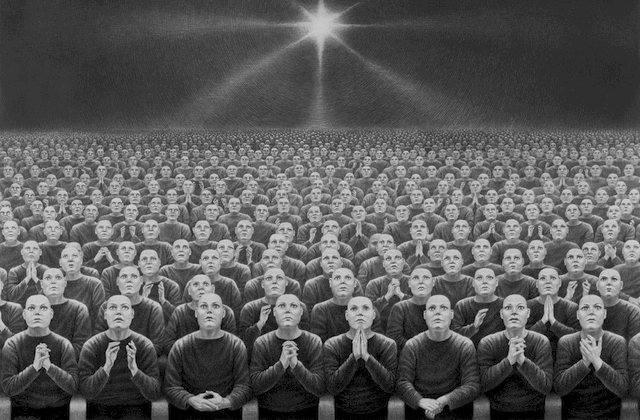 Brave New Mind Control: everyone belongs to everyone else