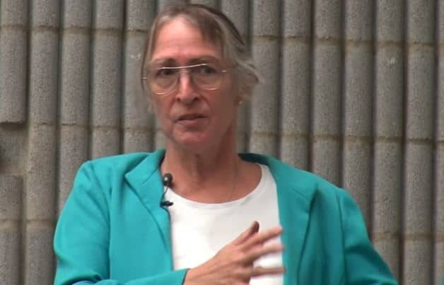 Judy Wood in Toronto 9-11-2016