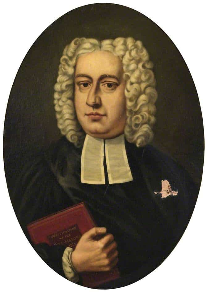 John Theophilus Desaguliers BBC Your Paintings Reverend John Theophilus