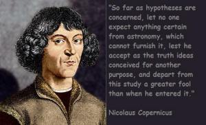 Copernicus And His Kabbalistic Methods