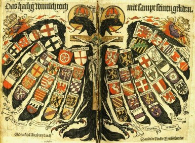 Image result for double eagle holy roman empire