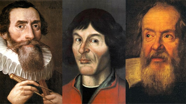 The Private Lives of Copernicus, Kepler & Galileo