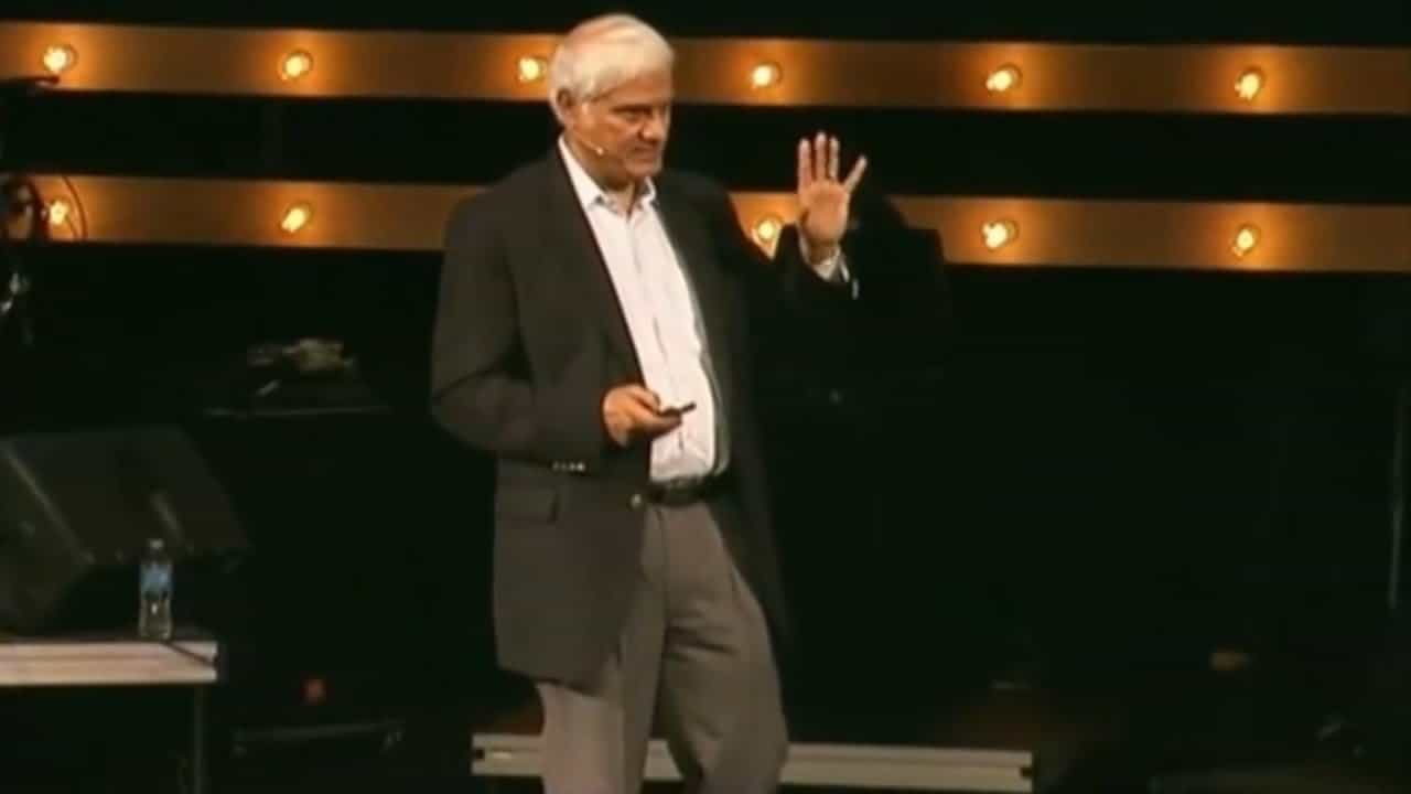 Ravi Zacharias: Time To Say What Needs To Be Said