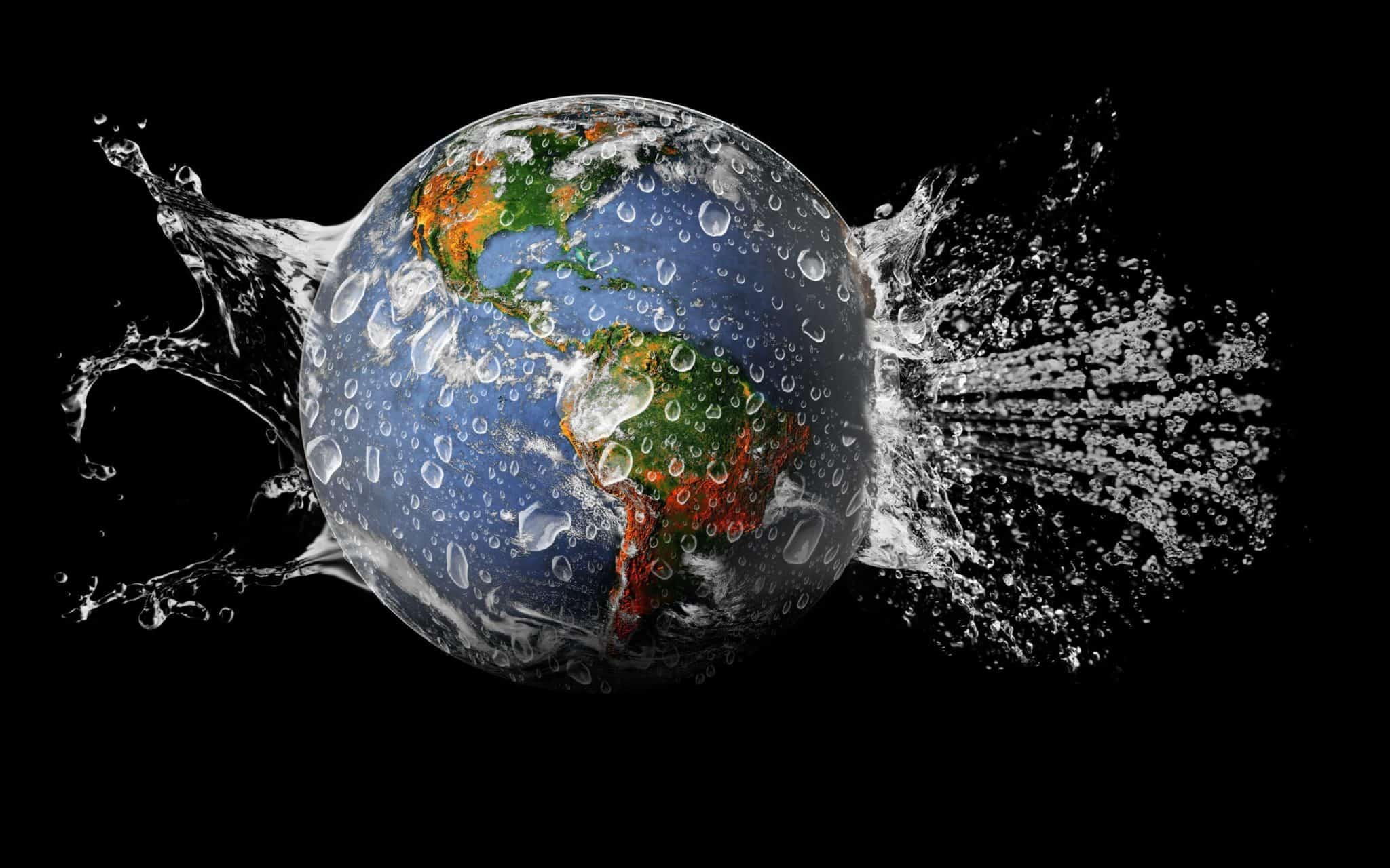 Image result for water on earth