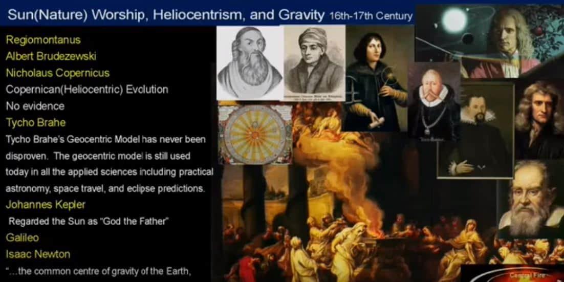 Heliocentrism – False Science – History of its Originators