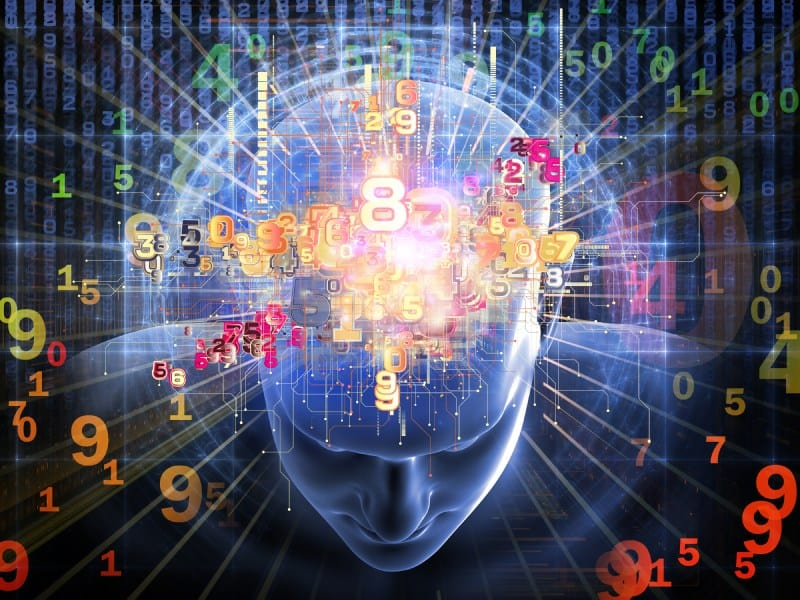 Image result for brain numbers