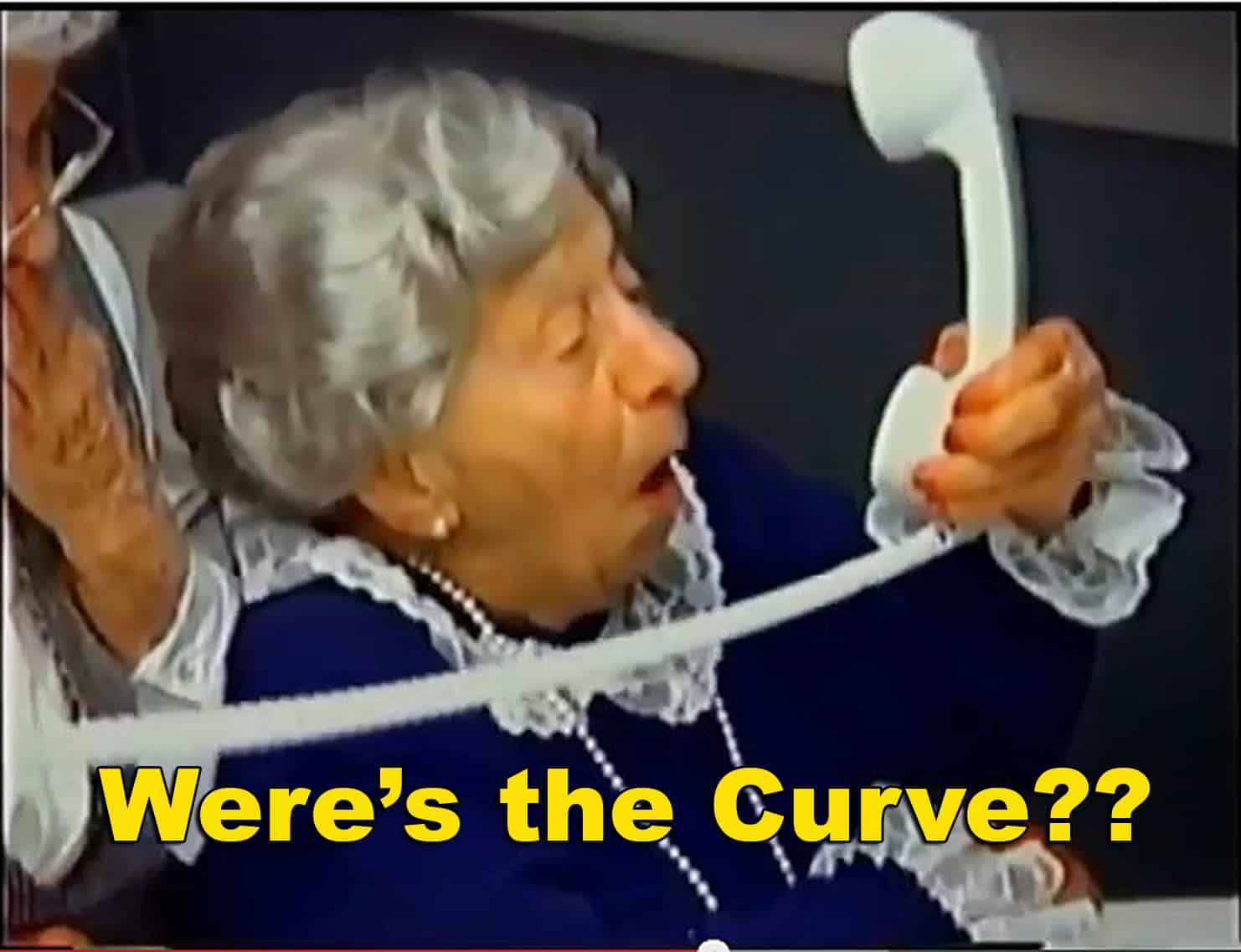 In Search of THE CURVE