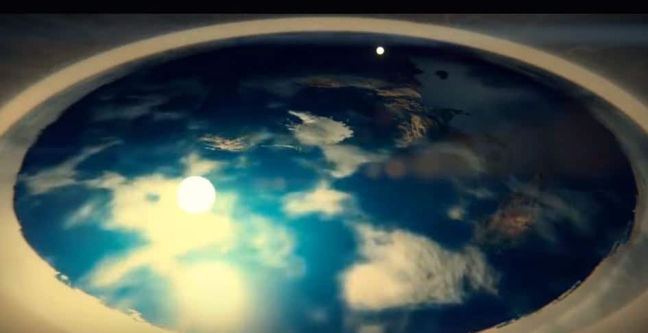Excellent Flat Earth Proof and Counterarguments
