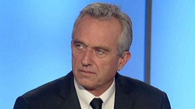 Robert F. Kennedy Jr. Tells Truth About Vaccines on Live TV