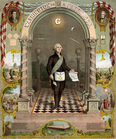 Freemasons Created the US to Advance NWO