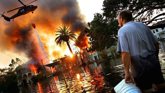 Hurricane Harvey: An Act of Weather Warfare