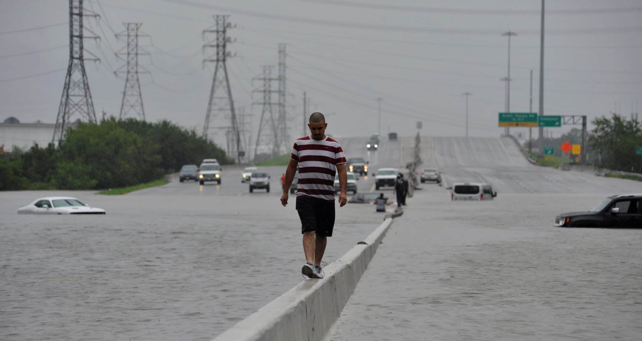 HURRICANE HARVEY is Houston's Katrina… Only Much Worse!Up to 50 inches of rain in some places