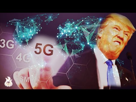 Is 5G Trump's NEW WORLD ORDER?