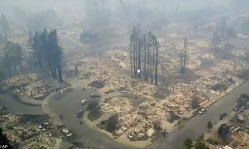 Exclusive Interview with Fire Captain on Origins of CA Fires