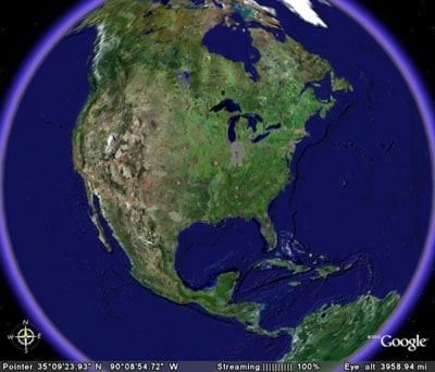 Google Earth Developer Makes Shocking Statement