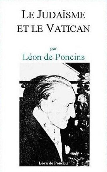 Judaism Hates Christianity – Leon de Poncins