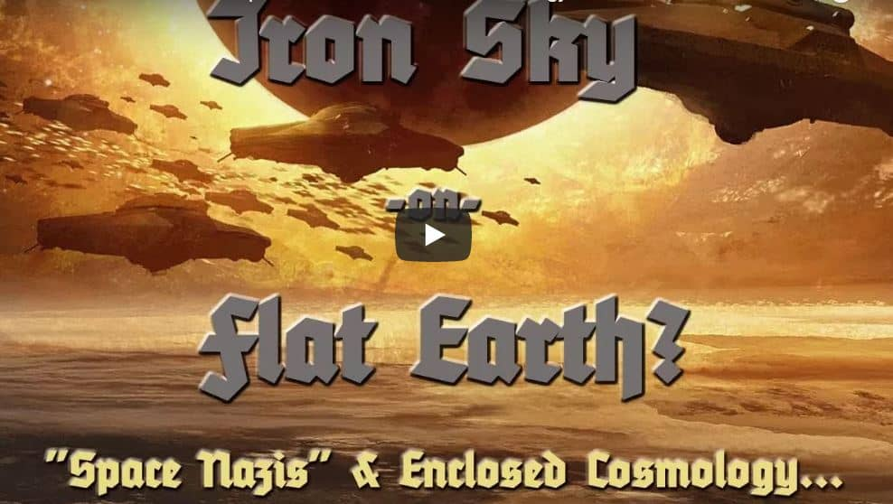 Iron Sky – Flat Earth?