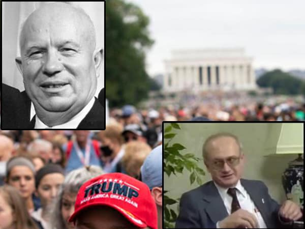 Krushchev's Chilling Prediction, an Ex Russian KGB Agent's Insights & The Greater Deception