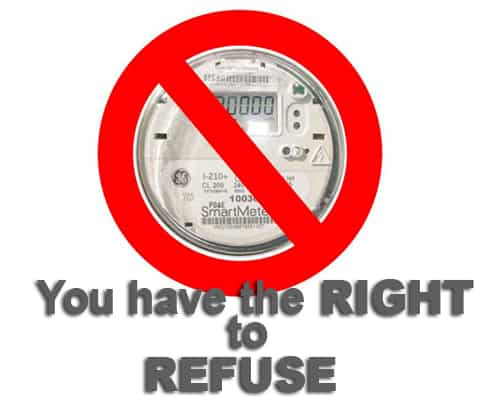 Citizens Successful in STOPPING Smart Meter Installation on Their Home!