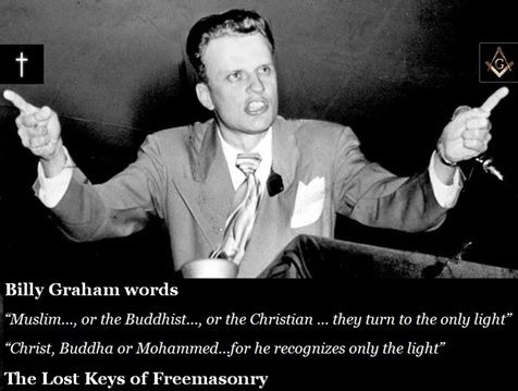 THE DECEPTION OF BILLY GRAHAM | A Mind Control Front