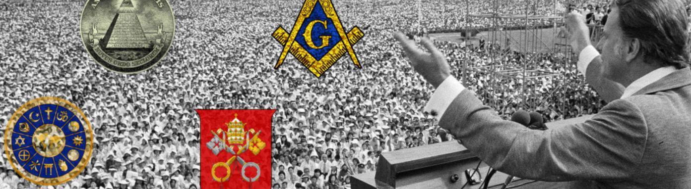"""""""America's Pastor"""" Billy GrahamExposed"""