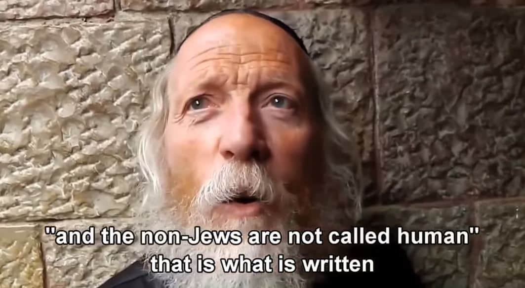 Rabbi Mintz: Goyim are Inferior to Jews (Video)