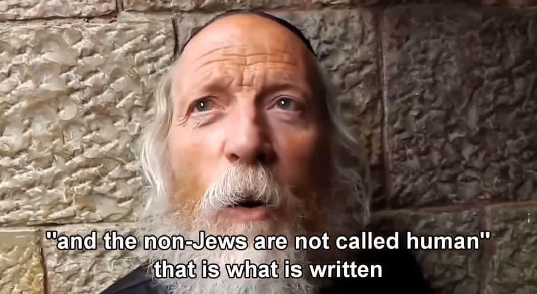 Rabbi Mintz: Goyim are Inferior to Jews(Video)