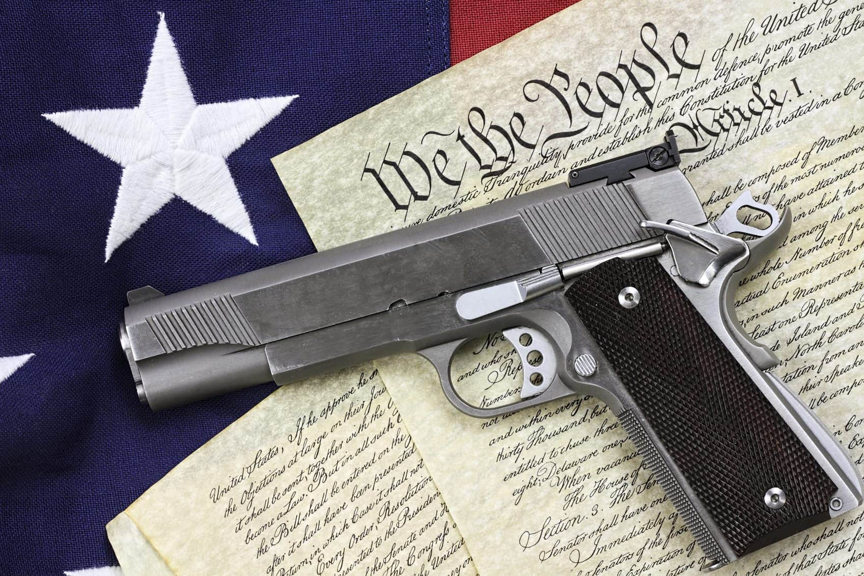 Trump Opens Door For Gun Confiscation In America