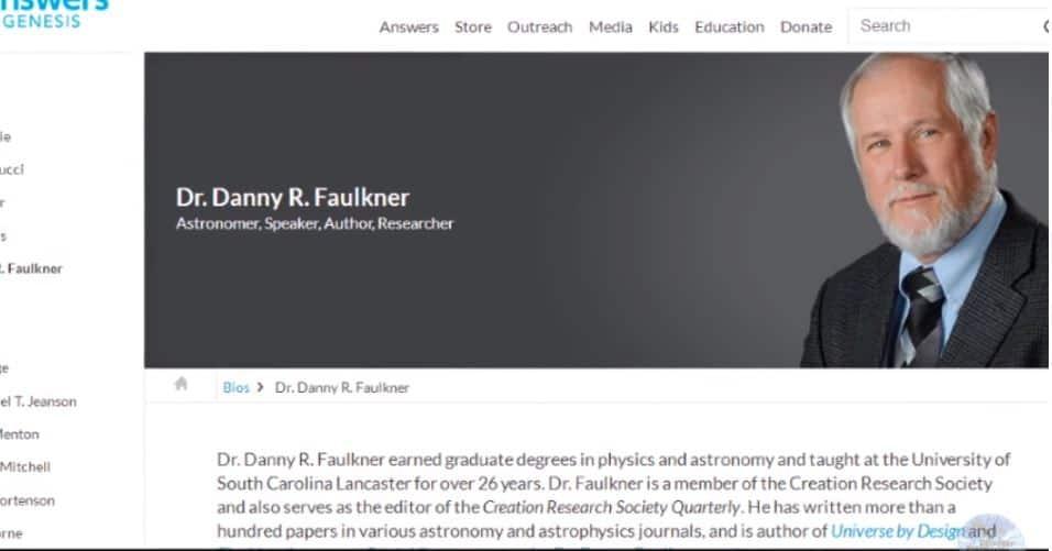 Answers [NOT] In Genesis: Flat Earth, Ken Ham & Astro-not Barry Wilmore…