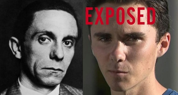 Behind David Hogg History is REPEATING Itself