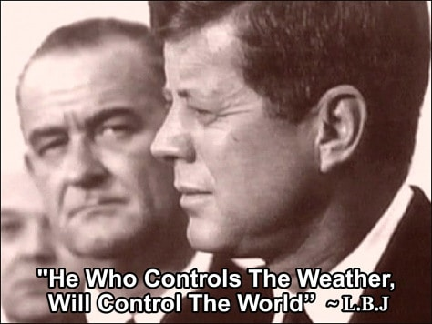 Rothschilds and the Weather Control Empire