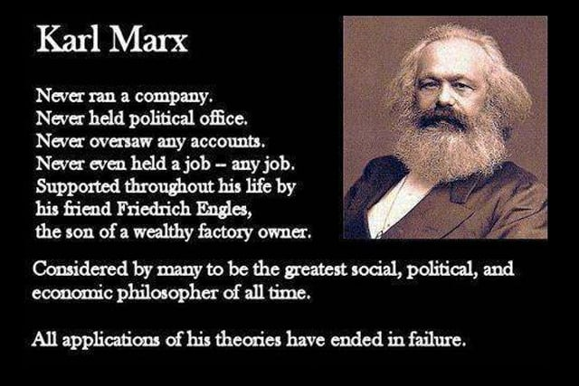 Karl Marx Was Rothschilds' Third Cousin