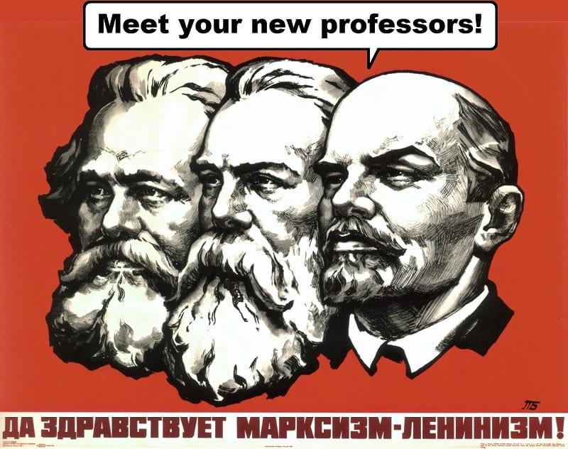 Our Cultural Decline Follows (((Communist))) Blueprint