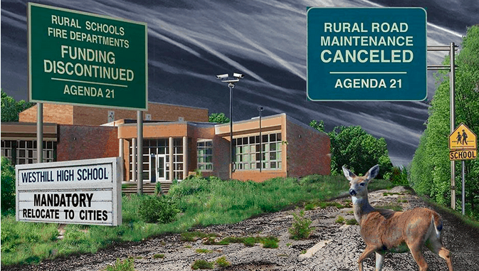 Berkeley City Council Rings in Agenda 21, Declaring 'Climate Emergency' and Call for Population Control