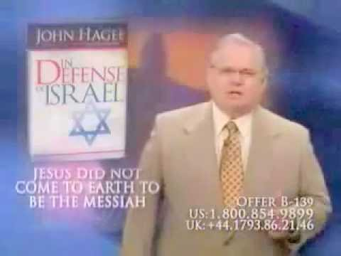 Demonic Zionist Doctrine is NOT the Gospel of Jesus Christ